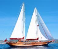 Segelyacht Gulet Yachtcharter in Bodrum