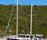 Sailing yacht Gulet for rent in Omis