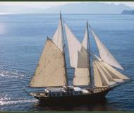 Sailing boat Gulet for hire in Sami Marina