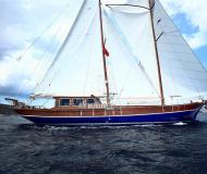 Yacht Gulet for rent in Bodrum