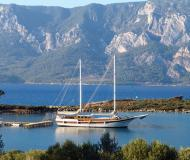 Sailing boat Gulet available for charter in Bodrum