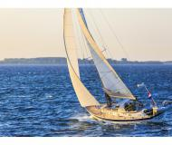 Yacht Halberg Rassy 42F chartern in Hafen von Yerseke