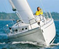 Sailing yacht Hanse 311 for rent in Kroeslin