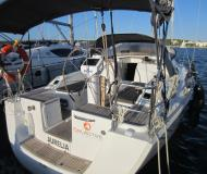 Sailing boat Hanse 325 for rent in Palma