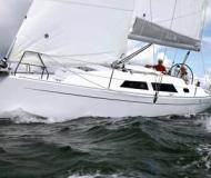 Yacht Hanse 325 Yachtcharter in Marina Grossenbrode