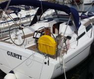 Segelyacht Hanse 345 Yachtcharter in ACI Marina Pomer