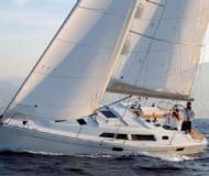 Segelboot Hanse 355 Yachtcharter in Malmon