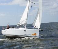 Segelyacht Hanse 385 chartern in Marina Jachtwerf Maronier