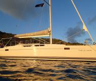Segelboot Hanse 385 chartern in Road Town