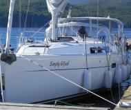 Yacht Hanse 400 for rent in Road Town