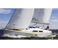 Sail boat Hanse 400 for hire in Marina Ibiza