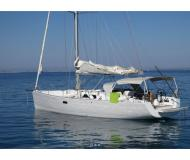 Segelboot Hanse 400 chartern in Marina Ibiza