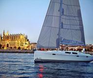 Yacht Hanse 415 Yachtcharter in Palma