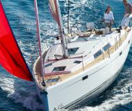 Segelyacht Hanse 415 Yachtcharter in Real Club Nautico Calpe