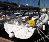Segelyacht Hanse 445 Yachtcharter in ACI Marina Dubrovnik