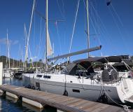 Yacht Hanse 455 available for charter in Nanny Cay Marina