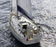 Sailing yacht Hanse 470 for hire in Kos City
