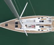 Yacht Hanse 505 for rent in Kos Marina