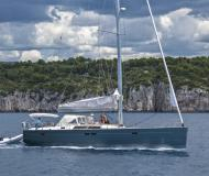 Yacht Hanse 540 Yachtcharter in Marina Kastela