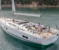 Segelyacht Hanse 588 chartern in Marina Kastela