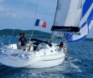 Segelyacht Harmony 38 Yachtcharter in Zaton