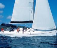 Harmony 47 Segelyacht Charter Fehmarn