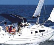 Yacht Hunter 290 Yachtcharter in Saint Petersburg