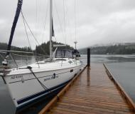 Sailing yacht Hunter 386 for rent in Nanaimo