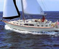 Yacht Island Packet 445 - Sailboat Charter Red Hook