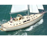 Island Packet 465 Segelyacht Charter Red Hook