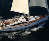 Segelboot Jeanneau 53 Yachtcharter in Macinaggio