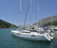 Yacht Jeanneau 53 chartern in ACI Marina Dubrovnik