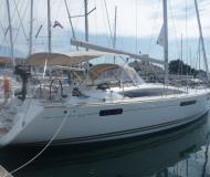 Segelboot Jeanneau 53 Yachtcharter in Marina Mandalina