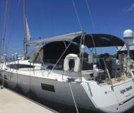 Sail boat Jeanneau 54 available for charter in Bayshore Landing Marina