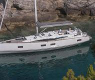 Yacht Jeanneau 54 for rent in Joma Marina