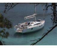 Yacht Jeanneau 54 for rent in Volos Harbour