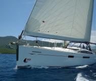 Sailing yacht Jeanneau 57 for hire in Marmaris