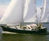 Sailing boat Kvase 13.50 for charter in Tramhaven Marina