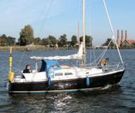 Sailing yacht Lotus 760 available for charter in Marina Niewboer