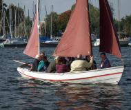 Lugger Sailboat Charters Germany