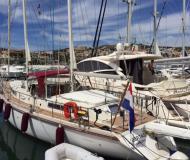 Sail boat Maramu 55 for rent in Piombino