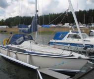 Segelyacht Maxi 77 Yachtcharter in Sabyvikens Marina