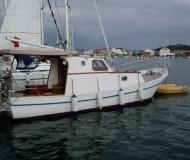 Motoryacht chartern in Betina