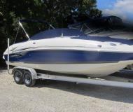 Segelyacht Monterey 248 LS chartern in Bayshore Resort Marina