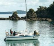 Segelyacht Noelex 25 chartern in Opua