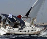 Yacht Ocean Star 51.2 for rent in Volos Harbour
