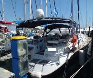 Sailing yacht Ocean Star 56.1 available for charter in Athens