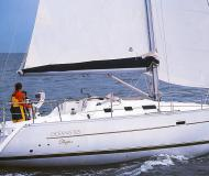 Yacht Oceanis 323 Clipper Yachtcharter in Betina