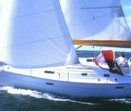 Sailing yacht Oceanis 331 Clipper available for charter in Marina Mandalina
