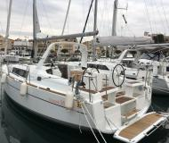 Yacht Oceanis 35 Yachtcharter in Port Olimpic Marina